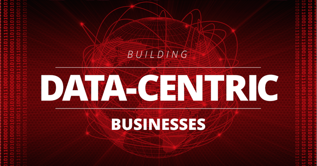 Data-centric approach to enterprise architecture